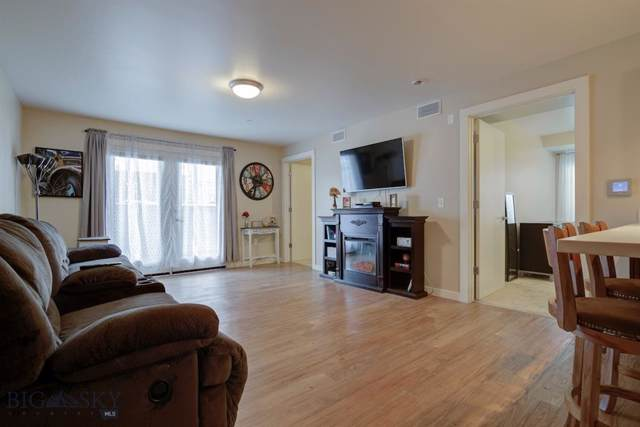 210 S Cottonwood #104, Bozeman, MT 59718 (MLS #341106) :: Hart Real Estate Solutions