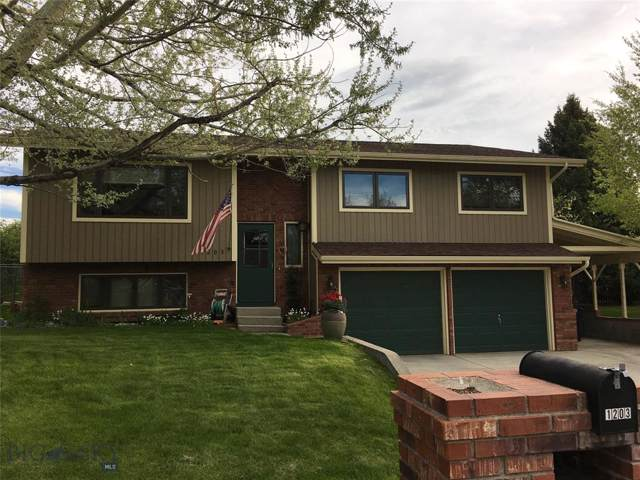 1203 Holly Drive, Bozeman, MT 59715 (MLS #341136) :: Hart Real Estate Solutions