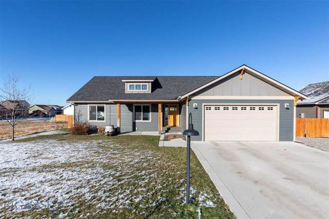 257 Talon Way, Bozeman, MT 59718 (MLS #341146) :: Hart Real Estate Solutions