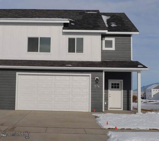 1519 Butler Creek A, Belgrade, MT 59714 (MLS #341191) :: Hart Real Estate Solutions