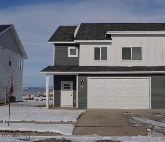1519 Butler Creek B, Belgrade, MT 59714 (MLS #341192) :: Hart Real Estate Solutions
