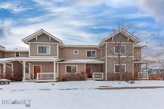 332 N Cottonwood Unit E, Bozeman, MT 59715 (MLS #341210) :: Hart Real Estate Solutions