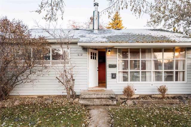 612/614 S 11th Avenue S, Bozeman, MT 59715 (MLS #341211) :: Hart Real Estate Solutions