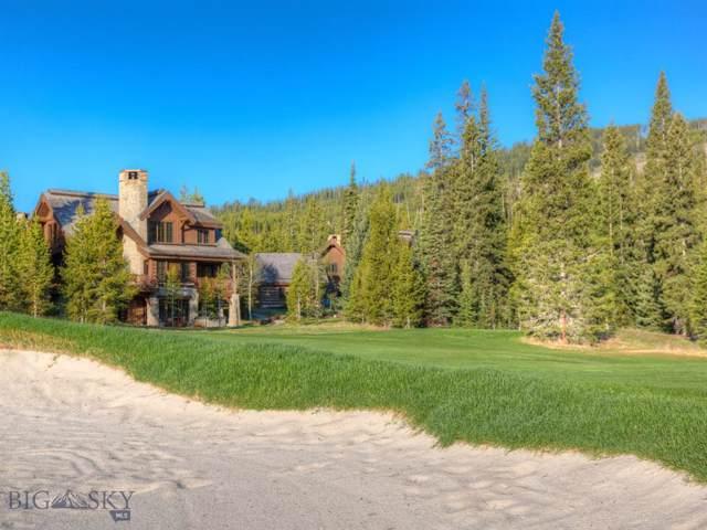430 Clubhouse Fork, Big Sky, MT 59716 (MLS #341228) :: Black Diamond Montana