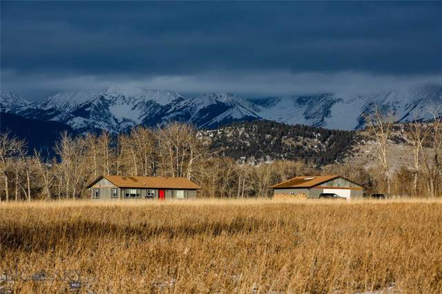 15 Cooper Lane, Clyde Park, MT 59018 (MLS #341239) :: Hart Real Estate Solutions