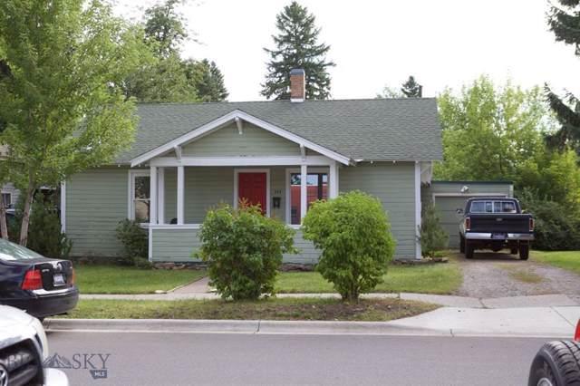 324 N Wallace, Bozeman, MT 59715 (MLS #341255) :: Hart Real Estate Solutions