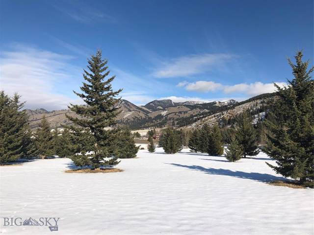 Lot 8 Eclipse Drive, Bozeman, MT 59715 (MLS #341260) :: Montana Life Real Estate