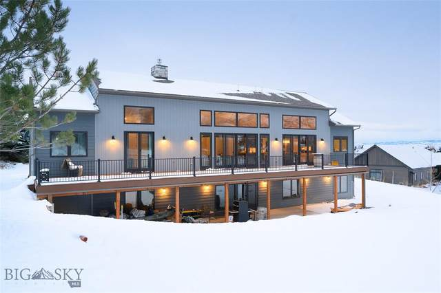 42 Sky Crest Drive, Bozeman, MT 59715 (MLS #341274) :: Hart Real Estate Solutions