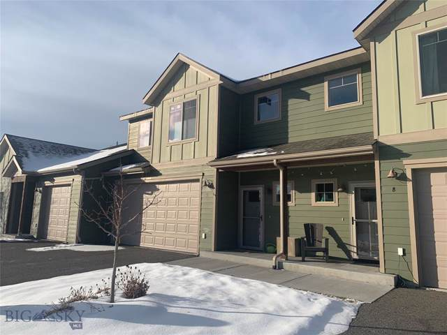 796 Quail Run Road Unit C, Bozeman, MT 59718 (MLS #341278) :: Black Diamond Montana