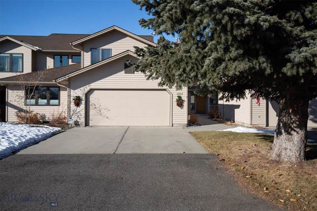 102 Gallatin Drive C, Bozeman, MT 59718 (MLS #341284) :: Black Diamond Montana