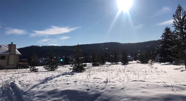 Lot 39 Little Coyote, Big Sky, MT 59716 (MLS #341318) :: Hart Real Estate Solutions
