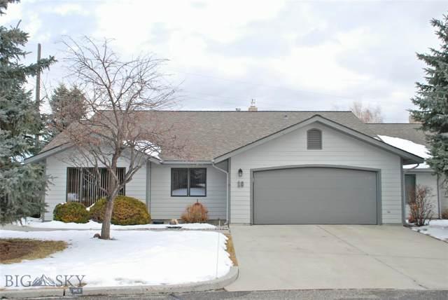1757 Highland Boulevard #18, Bozeman, MT 59715 (MLS #341326) :: Black Diamond Montana