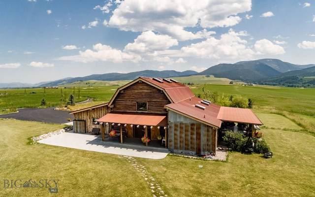 1600 Seven Ranges Road, Bozeman, MT 59718 (MLS #341333) :: Hart Real Estate Solutions