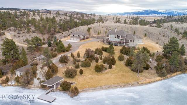 4163 Saint Clair Road, Helena, MT 59602 (MLS #341390) :: Hart Real Estate Solutions