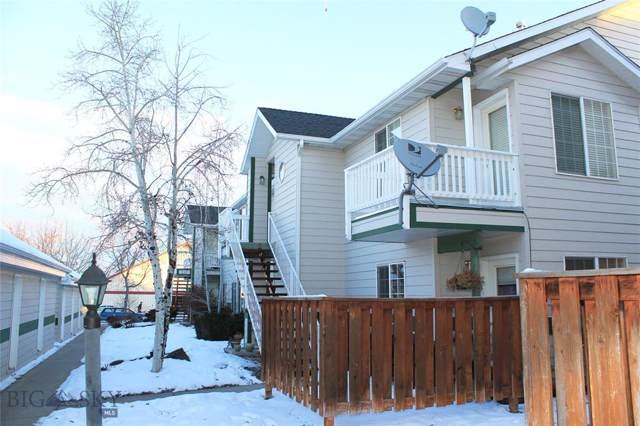 3028 W Villard Street 1G, Bozeman, MT 59718 (MLS #341393) :: Hart Real Estate Solutions