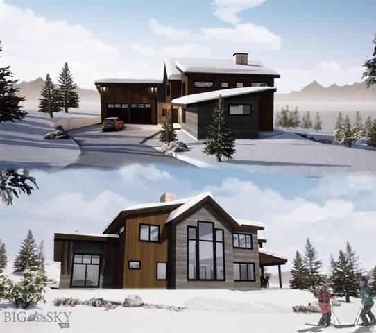 12 Swift Bear, Big Sky, MT 59716 (MLS #341425) :: Hart Real Estate Solutions
