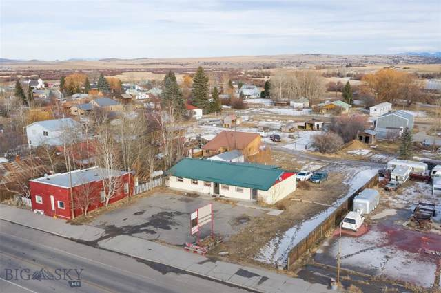 126 Main, Harrison, MT 59735 (MLS #341438) :: Hart Real Estate Solutions