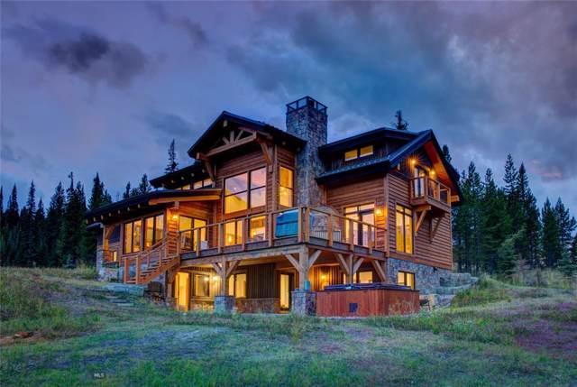 137 Wildridge Fork, Big Sky, MT 59716 (MLS #341441) :: Hart Real Estate Solutions