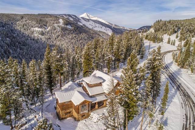 77 Browtine, Big Sky, MT 59716 (MLS #341450) :: Hart Real Estate Solutions