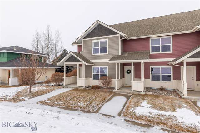 4281 W Babcock #1, Bozeman, MT 59718 (MLS #341461) :: Hart Real Estate Solutions