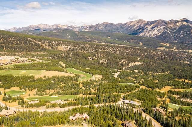 Lot 21 Wildridge, Big Sky, MT 59716 (MLS #341492) :: Hart Real Estate Solutions