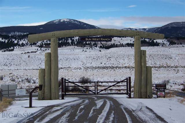 Lot 12 Sun West Ranch, Cameron, MT 59720 (MLS #341530) :: Black Diamond Montana