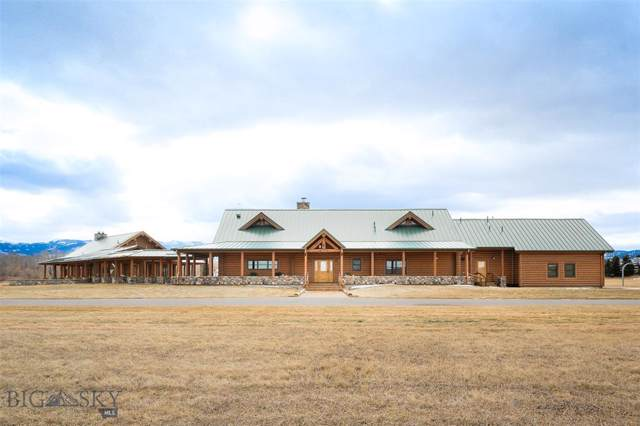 1021 Gateway South, Gallatin Gateway, MT 59730 (MLS #341558) :: Hart Real Estate Solutions
