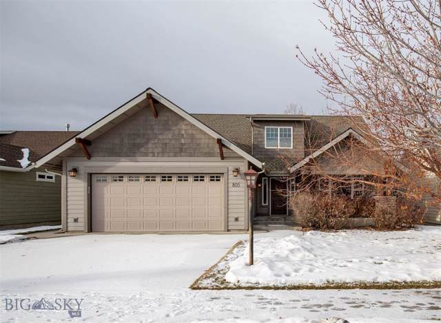 805 N Aster Avenue, Bozeman, MT 59718 (MLS #341562) :: Hart Real Estate Solutions