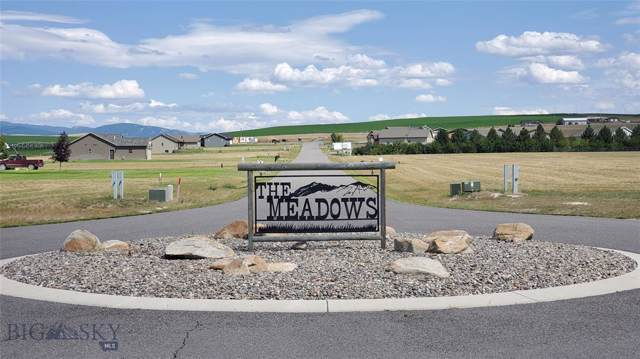 Lot 2 Windy Meadow Drive, Townsend, MT 59644 (MLS #341601) :: Hart Real Estate Solutions