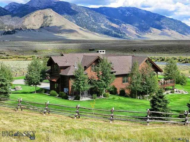34 Big Bend Road, Cameron, MT 59720 (MLS #341662) :: Carr Montana Real Estate