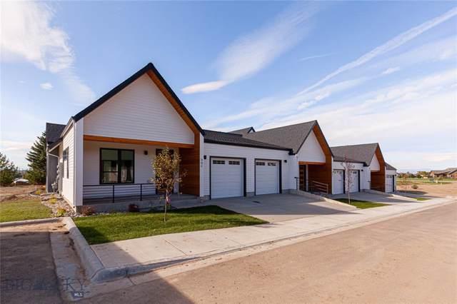 95 Albrey Trail A, Bozeman, MT 59718 (MLS #341685) :: Hart Real Estate Solutions