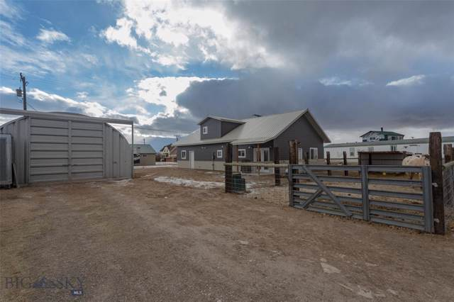 409 W Hampton Street, White Sulphur Springs, MT 59645 (MLS #341704) :: Black Diamond Montana
