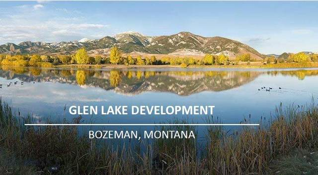 Block 1 Lot 4 Iron Horse Road, Bozeman, MT 59715 (MLS #341717) :: Hart Real Estate Solutions