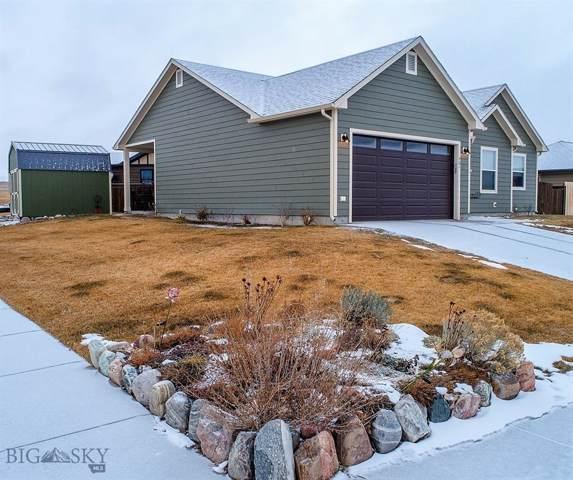 901 Floyd Way, Livingston, MT 59047 (MLS #341719) :: Hart Real Estate Solutions