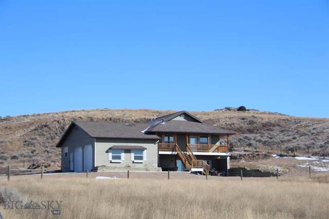 46 Vista Drive, Three Forks, MT 59752 (MLS #341743) :: Hart Real Estate Solutions