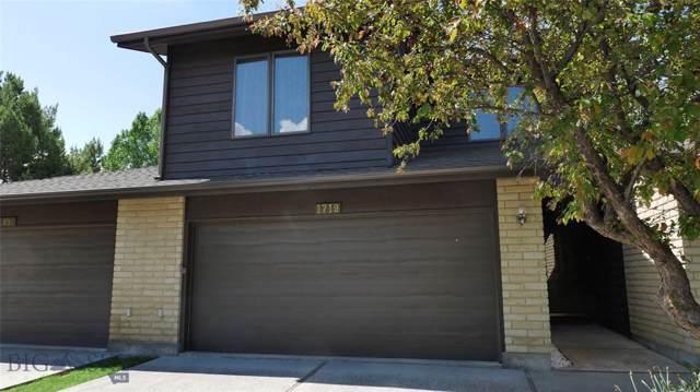 1719 S Black Avenue, Bozeman, MT 59715 (MLS #341745) :: Hart Real Estate Solutions