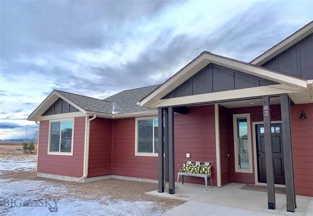 82 King Meadows Lane, Bozeman, MT 59718 (MLS #341755) :: Hart Real Estate Solutions