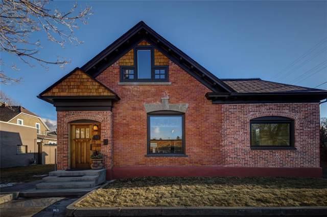 311 W Callender Street, Livingston, MT 59047 (MLS #341888) :: Hart Real Estate Solutions