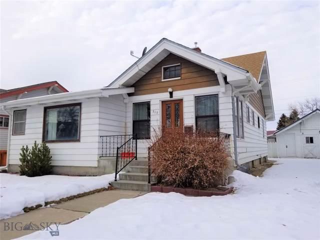 515 S Dakota Street, Dillon, MT 59725 (MLS #341890) :: Hart Real Estate Solutions