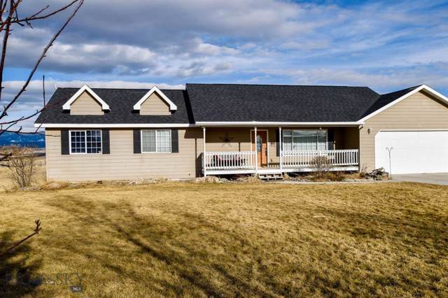 256 Sand Hill Lane, Townsend, MT 59644 (MLS #341895) :: Hart Real Estate Solutions