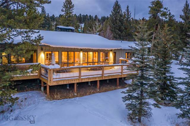 130 Sandhill Road, Big Sky, MT 59716 (MLS #341912) :: Hart Real Estate Solutions