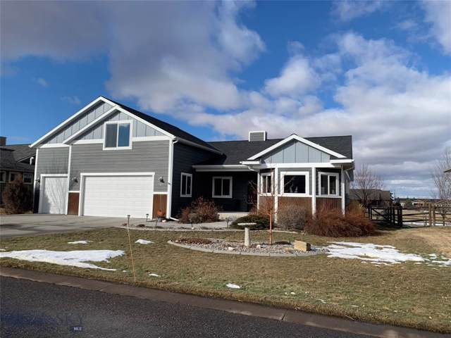 327 Parklands Trail, Bozeman, MT 59718 (MLS #341918) :: Hart Real Estate Solutions