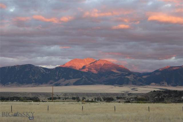 Lot 31 Sphinx Mountain Subdivision, Cameron, MT 59720 (MLS #341921) :: Hart Real Estate Solutions