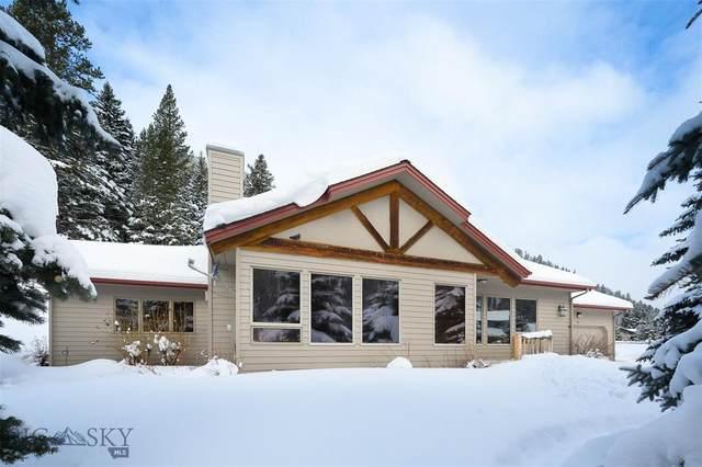 850 Karst Stage Loop, Big Sky, MT 59730 (MLS #341929) :: Hart Real Estate Solutions
