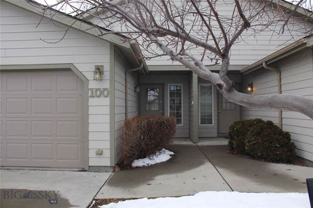 4040 W Ravalli Street W #100, Bozeman, MT 59718 (MLS #341982) :: Hart Real Estate Solutions