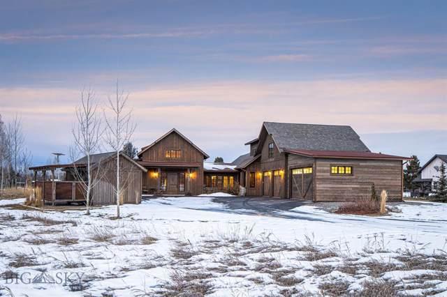 127 Churn Creek, Bozeman, MT 59715 (MLS #341996) :: Hart Real Estate Solutions