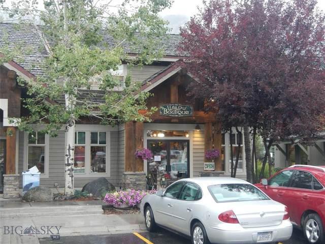 151 Center Lane 1/5, Big Sky, MT 59716 (MLS #342000) :: Black Diamond Montana