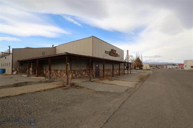 202 Anderson, Big Timber, MT 59011 (MLS #342009) :: Montana Life Real Estate