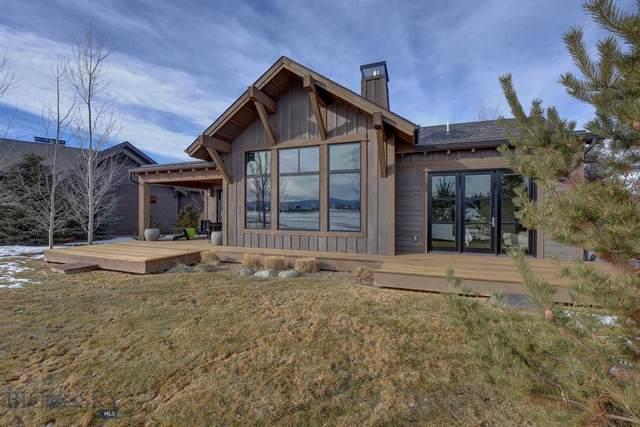 76 Boom Time Way, Bozeman, MT 59718 (MLS #342016) :: Hart Real Estate Solutions