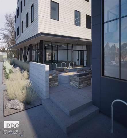 101 S Wallace Avenue #501, Bozeman, MT 59715 (MLS #342043) :: Hart Real Estate Solutions